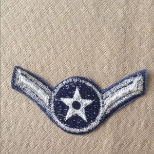 Accessories - Air Force Airman Patches